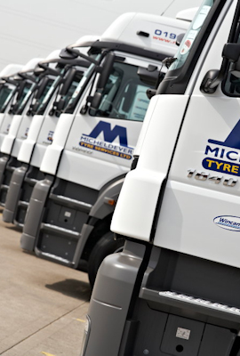TyreClick with Micheldever Tyre Services
