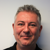 Simon Cooper - Live Systems Manager